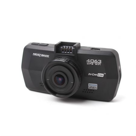 Kamera do auta Full HD s Wi-Fi, GPS, G-senzor, NB4063
